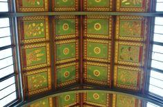 Soaring Romanesque arches - Natural History Museum, London. Natural History Museum, Romanesque, Arches, London, Nature, Photography, Image, Naturaleza, Photograph