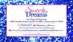 party rentals in Georgia http://www.sweetsndreams.com/