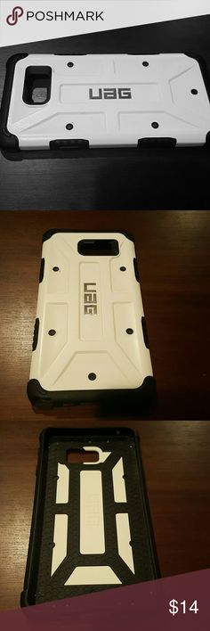 Samsung Galaxy Note 5 case Sorry guys! I accidently had this listed as a s6 edge case,my mistake! This is for a Samsung Galaxy Note 5,excellent condition,make offers! urban armour gear   Accessories Phone Cases