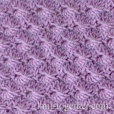 Beautiful Knitting Stitch Patterns | Rahymah Handworks