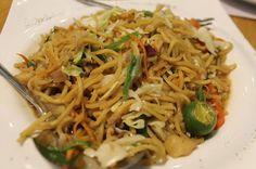 #Bihon Pancit Canton - Kuya J Restaurant