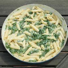 Spenótos tészta - Kemény Tojás receptek képekkel Food Network, Macaroni And Cheese, Curry, Paleo, Food And Drink, Fitt, Ethnic Recipes, Mac And Cheese, Curries