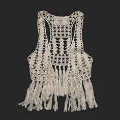 Vest Poncho Shawl, Crochet Doll Clothes, Knit Crochet, Knitting, Crafts, Beach, Dresses, Fashion, Baby Dresses