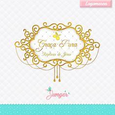 Valor: R$ 70,00 Email: jungerdesign@hotmail.com - Essa arte foi criada exclusivamente para uma cliente ( já possui dona ). Solicite um design exclusivo para sua marca.