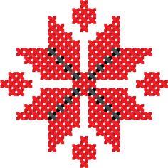 Ukrainian pattern DH