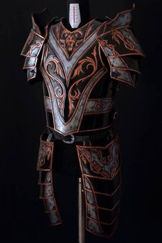 [EQUIPMENT] Epice Lion Armour   ( only a lord or a grandmaster could wear this)