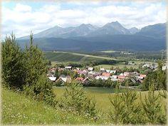 Slovakia, High Tatras - Mengusovce