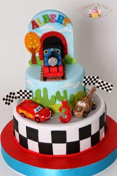 Tort cu Thomas si Cars