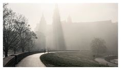 Beautiful morning II by on DeviantArt Beautiful Morning, My Photos, Castle, Country Roads, Deviantart, Palace