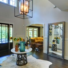 Marcus Design: {round Entry Tables ...} | For The Home | Pinterest | Round  Entry Table, Entry Tables And Foyers