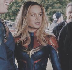 Marvel Fan, Marvel Avengers, Female Avengers, Captain My Captain, Captain Marvel Carol Danvers, Agent Carter, Marvel Cosplay, Brie Larson, Marvel Wallpaper