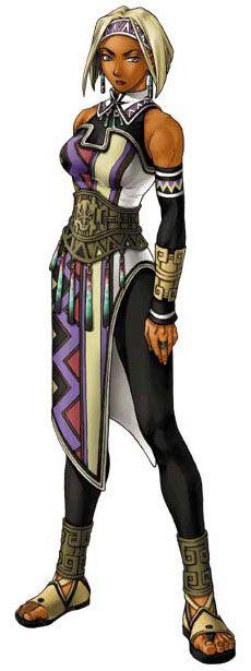 Lucia - Characters & Art - Suikoden III