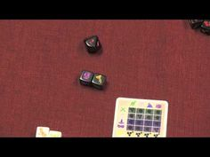 Dungeon Roll Review - with Tom and Melody Vasel - YouTube