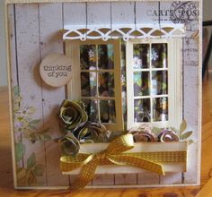 Thinking of Sherry by susie australia - Cards and Paper Crafts at Splitcoaststampers