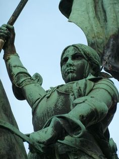 Monument à Jeanne d'Arc – Place Jeanne d'Arc – Nancy. Lorraine
