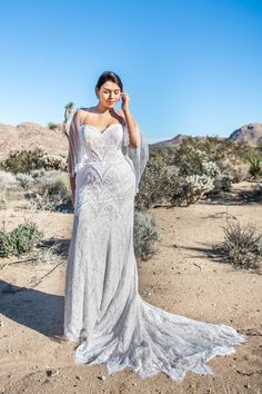Dessie - BRIDAL - Chic Nostalgia - Bohemian and Romantic Wedding Dresses
