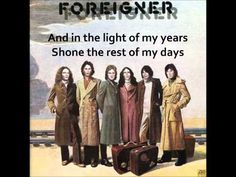 Foreigner Starrider- Forgot all about this song! 70's Awesomeness! {GM}