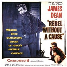Rebel Without A Cause Canvas Art - (28 x 22)