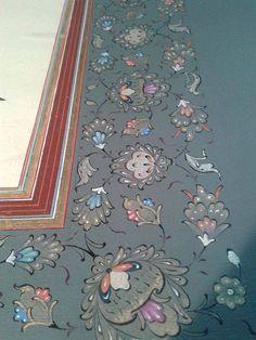 Illumination Art, Thai Art, Turkish Art, Islamic Pictures, Pattern Illustration, Calligraphy Art, Arabesque, Islamic Art, Vintage Patterns