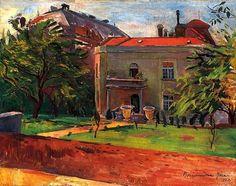 * In a park. Henri Matisse, Landscape Paintings, Park, Artist, Big Cats, Artists, Landscape, Parks, Landscape Drawings