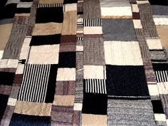 Image result for upcycle old wool blankets