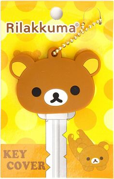Your key's needs decorations too at least with rilakkuma @modes4u