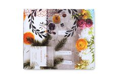 Thymes Sales Packaging  Collage, Layers, Transparency, Open