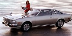 With a history like this, it's no wonder Mazda is considered an innovator of the automotive industry. Mazda has always raised the standards of what qualifies as the best. Mazda Rx5, Mazda Cars, Classic Japanese Cars, Classic Cars, James Bond Suit, Japanese Domestic Market, Classic Motors, Train Car, Motor Car