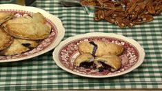 Carla Hall's Blueberry Hand Pies