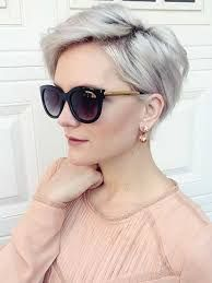 Image result for blonde asymmetrical pixie shaved