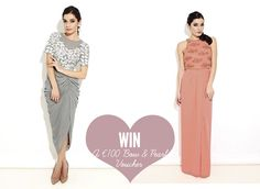 Win a €100 Voucher From Bow and Pearl Boutique. Fill in your details to be in with a chance to win.