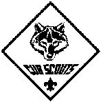 Cub Scouts resources.