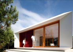 Super Low Cost Mima Prefab Home. Too bad they're in Portugal.