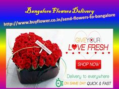 In This HAPPY dEEPAWALI Everybody Can Send Flowers, Sweets, Dry Fruits, Toys And So Many Products to Your BROTHER AND SISTER By This Website >>  http://www.buyflower.co.in/send-flowers-to-bangalore  1. Fast Service.  2. Quality Products.  3. 24*7 Delivery.  4. Mid Night Delivery is also Available.