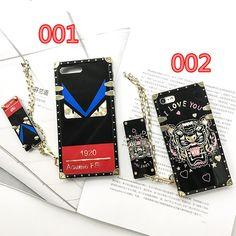 フェンディfendi iphone7 plus メタル風スマホケース ジャケット型 アイフォーン7/6s 保護ケース 個性 iphone8ケース 可愛いストラップ付き ポップ風