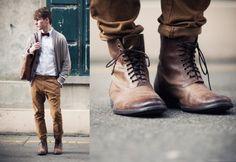 Zara leather boots. #mensfashion #menswear #fashion #style #outfit