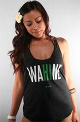 Adapt The Wahine Racerback Tank