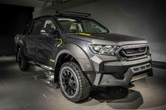 FORD RANGER VR46 EDITION