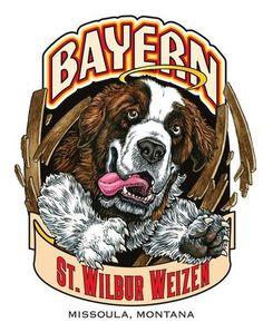 Bayern Brewing - St. Wilbur Weizen - missoula