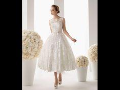 vestido de noiva  inspirados no estilo dos anos 50