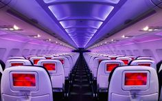 FREE! Virgin America Taps Spotify and New York Times for In-Flight Entertainment | Travel + Leisure