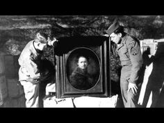 3 minute interview with Harry Ettlinger, Monuments Men - from the National WWII Museum