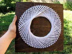 String art. Love.