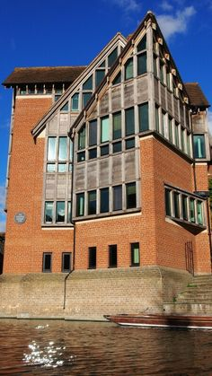 Cambridge - Trinity Hall