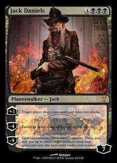 fan made mtg cards - Google Search