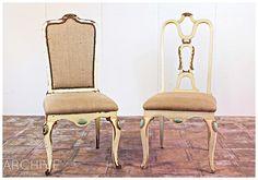 Florentine Chair - Blue settee Tree lounge