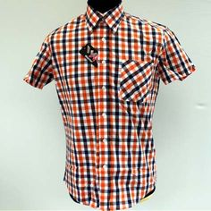 Vintage Button Down Shirt by Warrior Clothing- MCCREADY
