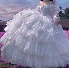 Puffy Dresses, Royal Dresses, Quince Dresses, Ball Dresses, Ball Gowns, Prom Dresses, Fairytale Dress, Fairy Dress, Pretty Quinceanera Dresses