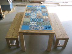Maatwerk eettafels / buitentafels | Home | Portu-Table