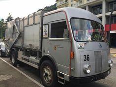 Garbage Truck, Trucks, Old Cars, Automobile, Around The Worlds, Bern, Truck, Swiss Guard